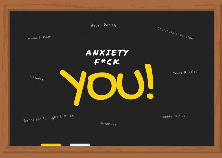 Anxiety F*ck You!