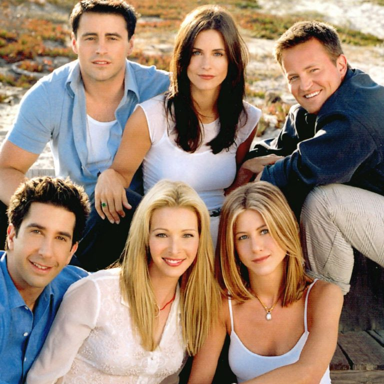 The Friends Reunion Is Finally Happening