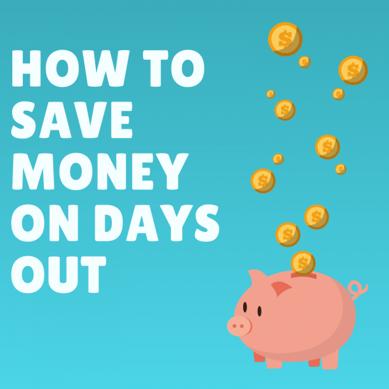 How To Save Money on Days Out